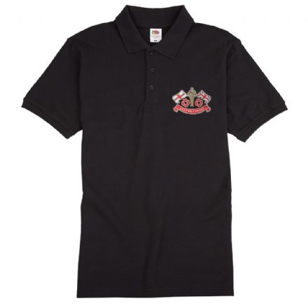Poppy and Flags Polo Shirt